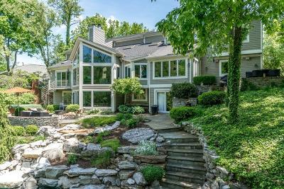 Single Family Home For Sale: 9855 Pondside Court