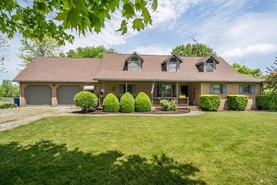 Single Family Home For Sale: 12758 Barger Road