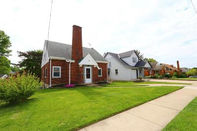 Cheviot Single Family Home For Sale: 3972 School Section Road