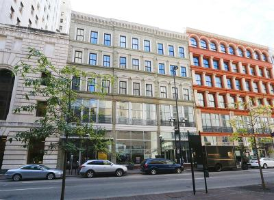 Condo/Townhouse For Sale: 15 W Fourth Street #206