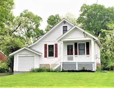Single Family Home For Sale: 7306 Osceola Drive