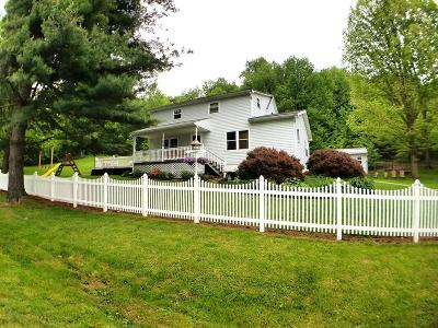 Highland County Farm For Sale: 14605 Barrett Mill Road