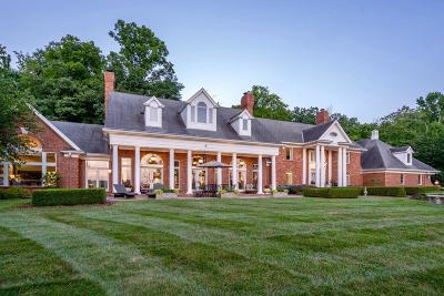 Cincinnati Single Family Home For Sale: 1 Twin Hills Ridge Drive