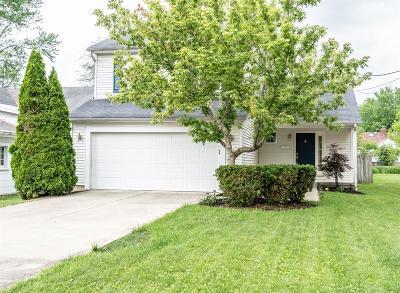 Madeira Single Family Home For Sale: 7243 Osceola Drive