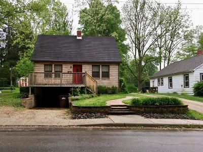 Morrow Single Family Home For Sale: 100 Highlawn Avenue