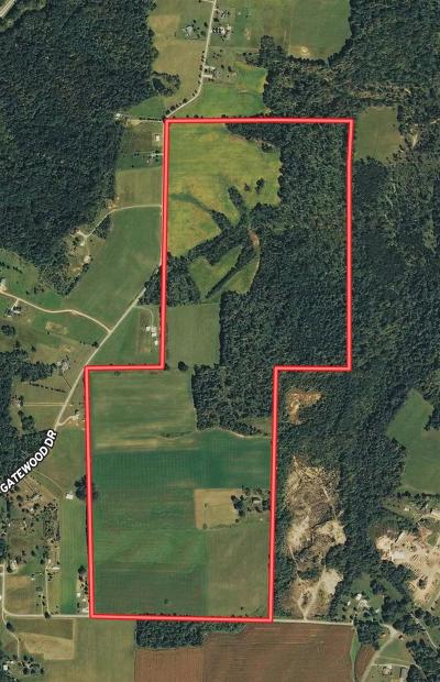 Adams County Residential Lots & Land For Sale: Page School Road