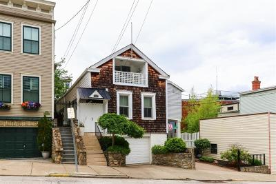 Single Family Home For Sale: 1135 Carney Street