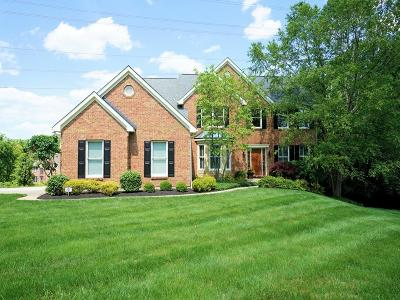 Anderson Twp Single Family Home For Sale: 2128 Harcourt Estates Drive