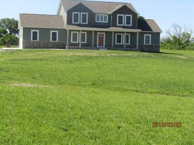 Preble County Single Family Home For Sale: 5400 Somers Gratis Road