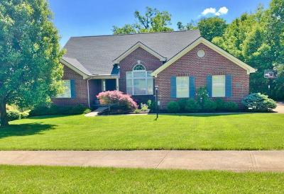 Single Family Home For Sale: 4530 Hampton Pointe Drive