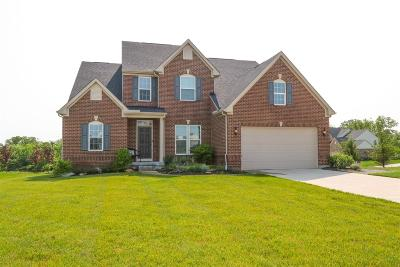 Single Family Home For Sale: 6818 Sugarberry Knoll