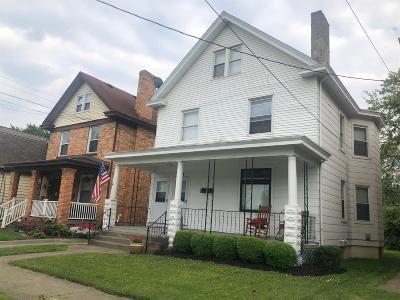 Cincinnati Multi Family Home For Sale: 2607 Robertson