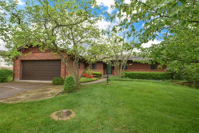 Single Family Home For Sale: 11339 Pemmican Run Drive