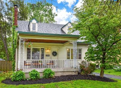 Oakley Single Family Home For Sale: 3852 Marburg Avenue