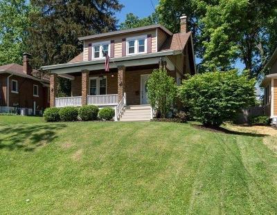Cincinnati Single Family Home For Sale: 5919 Woodmont Avenue
