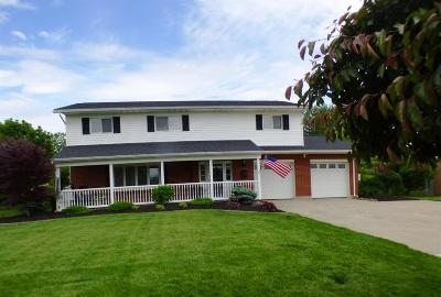 Adams County, Brown County, Clinton County, Highland County Single Family Home For Sale: 762 Kathryn Drive