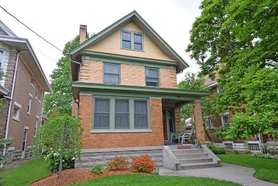 Norwood Single Family Home For Sale: 3921 Floral Avenue