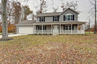 Brown County Single Family Home For Sale: 319 Liming Farm Road