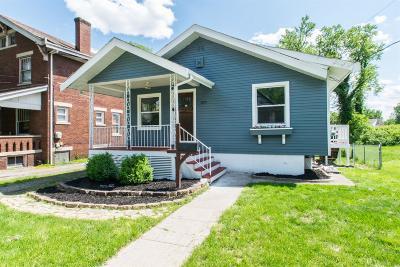 Cincinnati Single Family Home For Sale: 3651 Zinsle Avenue