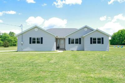 Brown County Single Family Home For Sale: 107 Palomino Drive
