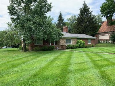 Cincinnati Single Family Home For Sale: 2805 Urwiler Avenue