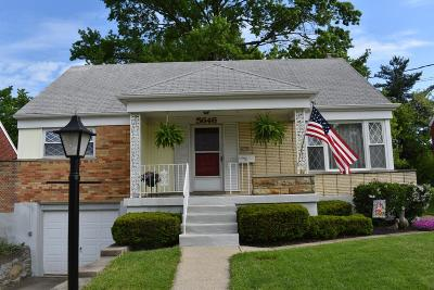 Single Family Home For Sale: 5646 Childs Avenue