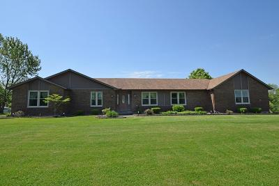 Warren County Single Family Home For Sale: 2215 Old Route 122