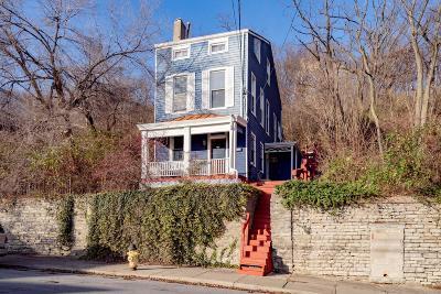 Cincinnati Single Family Home For Sale: 442 Klotter Avenue