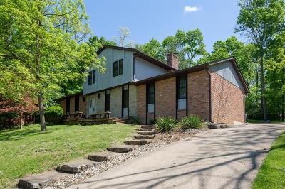 Fairfield Single Family Home For Sale: 5614 Green Oak Drive