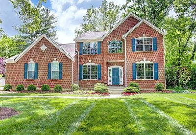 Hamilton County Single Family Home For Sale: 7711 Campus Lane
