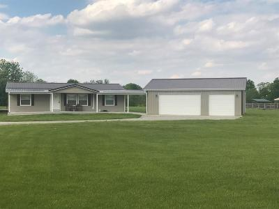 Clinton County Single Family Home For Sale: 605 Lazenby Road