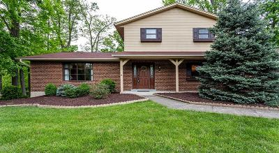 West Chester Single Family Home For Sale: 7920 Hickory Hill Lane