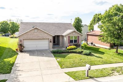 Fairfield Single Family Home For Sale: 9325 Oliver Knoll Court