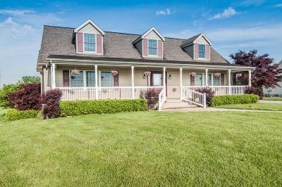 Preble County Single Family Home For Sale: 4233 Paint Creek Road