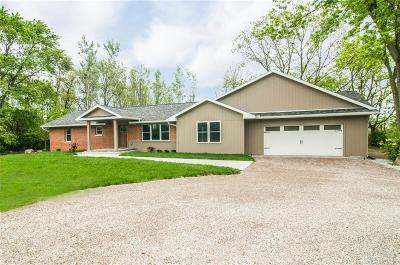 Preble County Single Family Home For Sale: 1928 Us 127