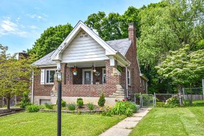 Cincinnati Single Family Home For Sale: 4129 Sherel Lane