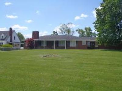 Monroe Single Family Home For Sale: 557 Lebanon Street