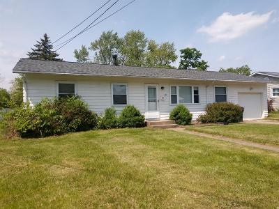 Fairfield Single Family Home For Sale: 68 Cole Drive