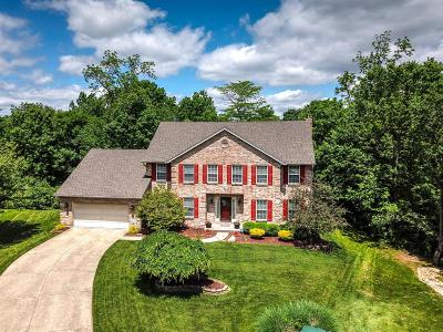 Butler County Single Family Home For Sale: 7222 Eaglestone Court