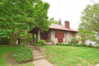 Cincinnati Single Family Home For Sale: 3306 S Woodmont Avenue