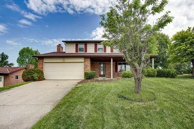 Fairfield Single Family Home For Sale: 2110 Casa Loma Drive