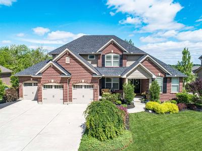 Liberty Twp Single Family Home For Sale: 6349 Winding Creek Boulevard