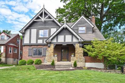 Cincinnati Single Family Home For Sale: 3863 Drakewood Drive