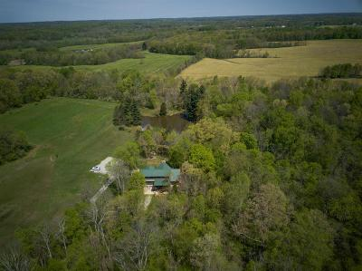 Brown County Single Family Home For Sale: 8122 Grimes Road