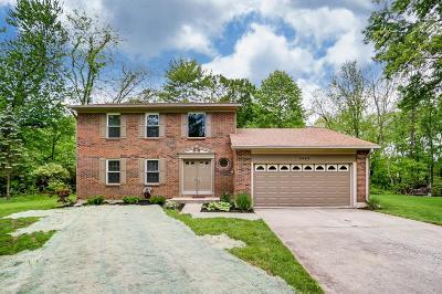 Single Family Home For Sale: 8849 Creekwood Drive