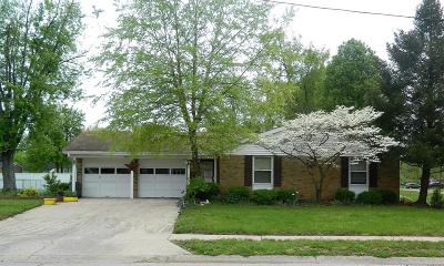 Fairfield Single Family Home For Sale: 5122 E Scioto Drive