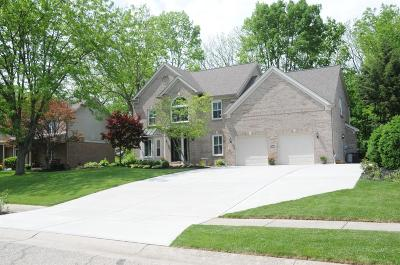Mason Single Family Home For Sale: 5342 Bentwood Drive