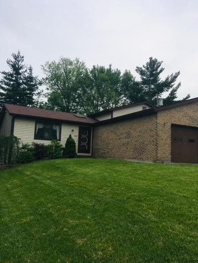 Fairfield Single Family Home For Sale: 1623 Hunter Drive