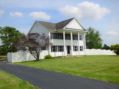 Greene County Farm For Sale: 3950 Us Rt 68 N