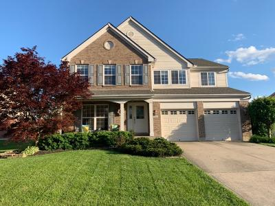 Single Family Home For Sale: 205 Stablewatch Court